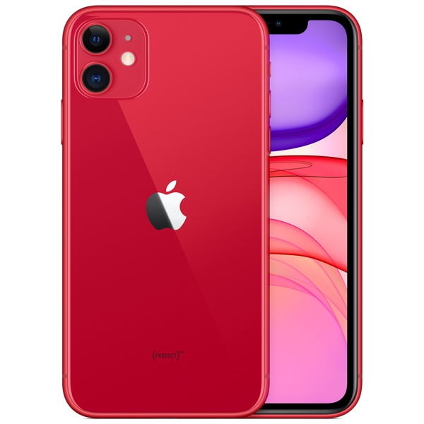 iPhone 11 256 GB Red، آیفون 11 256 گیگابایت قرمز