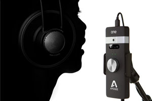 Sound Card - APOGEE ONE، کارت صدا - اپوجی وان