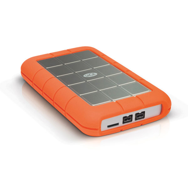 LaCie Rugged Triple 1TB، هارددیسک اکسترنال لسی 1TB Rugged Triple USB 3.0