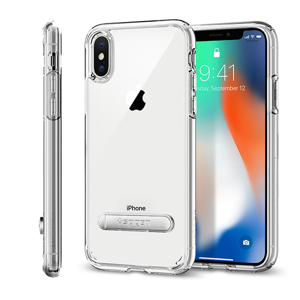 iPhone X Case Spigen Ultra Hybrid S، قاب آیفون ایکس اسپیژن مدل Ultra Hybrid S