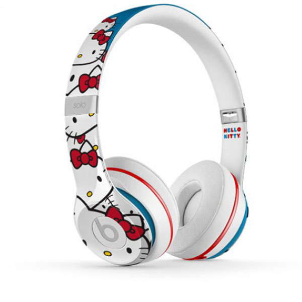 Headphone beats Solo2 Hello Kitty New، هدفون سولو2 هلوکیتی