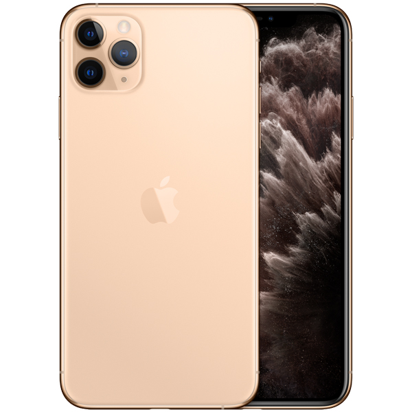 iPhone 11 Pro Max 512GB Gold، آیفون 11 پرو مکس 512 گیگابایت طلایی