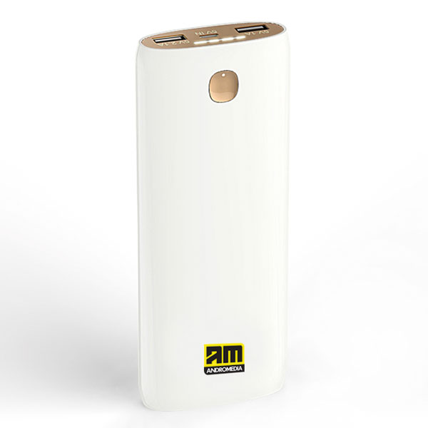 Power Bank Andromedia M15 15600، پاور بانک اندرومدیا ام 15