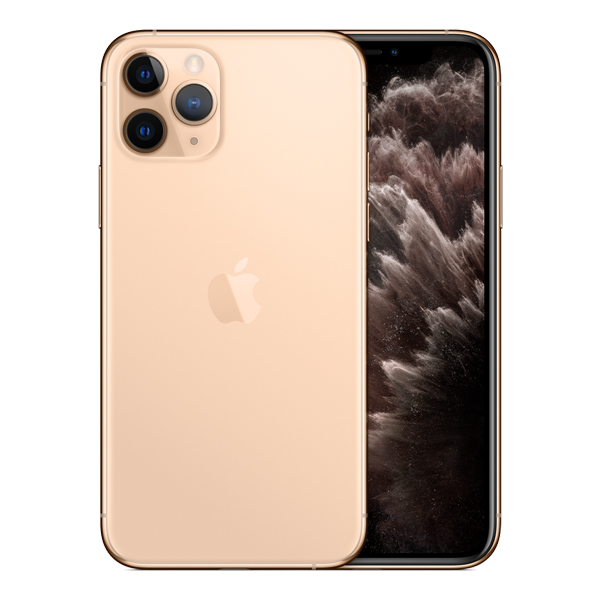 iPhone 11 Pro 64GB Gold، آیفون 11 پرو 64 گیگابایت طلایی