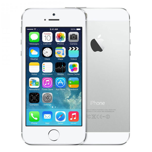 iPhone 5S 64 GB - Silver، آیفون 5 اس 64 گیگابایت - نقره ای