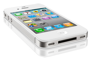 iPhone 4 32GB White، آیفون 4 32 گیگابایت سفید