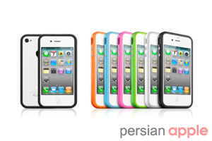 iPhone 4 Bumper، بامپر آیفون 4