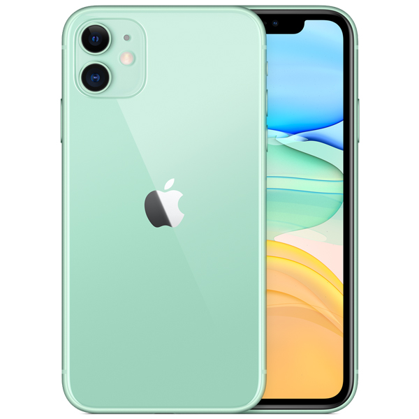 iPhone 11 64 GB Green، آیفون 11 64 گیگابایت سبز