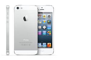 iPhone 5 32GB White، آیفون 5 32 گیگابایت سفید