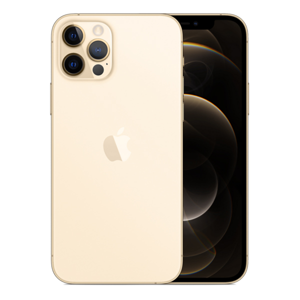 iPhone 12 Pro Gold 256GB، آیفون 12 پرو طلایی 256 گیگابایت