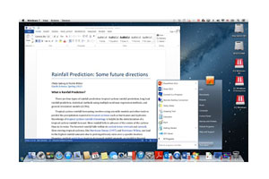 پارالل دسکتاپ ﴿ Parallels Desktop 9 for Mac ﴾