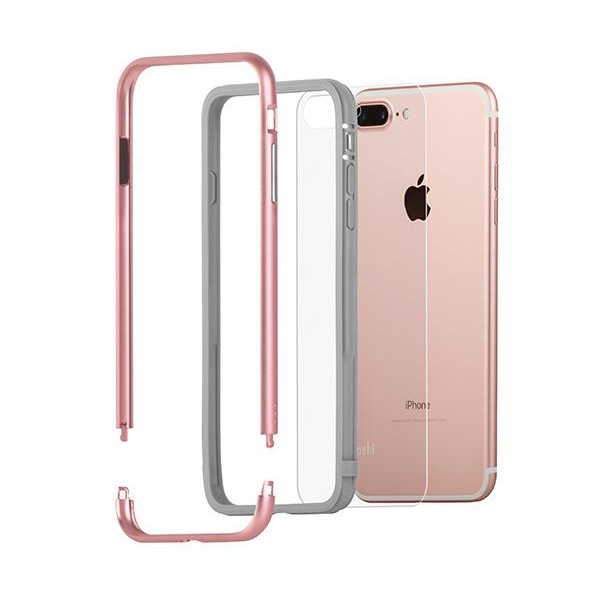 iPhone 8/7 Plus Case Moshi Luxe، قاب آیفون 8/7 پلاس موشی مدل Luxe
