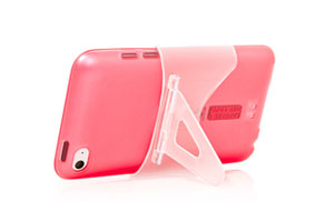 iPod Touch4 - Capdase، قاب ژله ای آیپاد تاچ 4