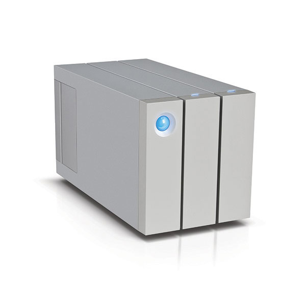 LaCie 2big Thunderbolt2 8TB، هارد دیسک اکسترنال لسی 2big Thunderbolt2 8TB
