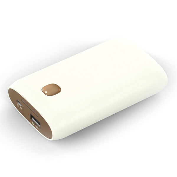 Power Bank Andromedia M6 6600، پاور بانک اندرومدیا ام 6