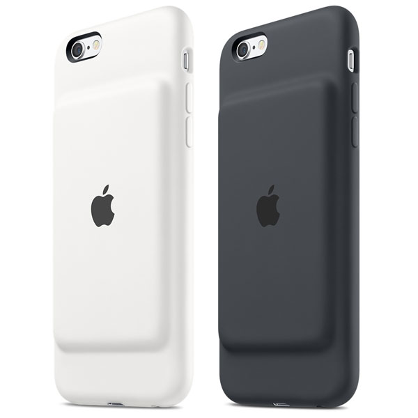 iPhone 6S Smart Battery Case، اسمارت باتری کیس آیفون 6 اس پاوربانک اپل