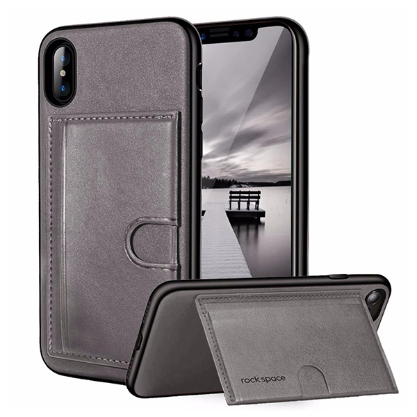iPhone X Case Rock Space Cana، قاب آیفون ایکس راک اسپیس مدل Cana