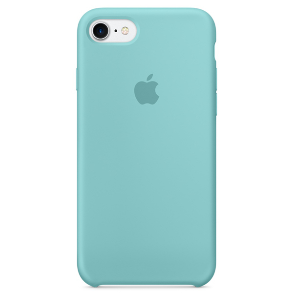iPhone 8/7 Silicone Case، قاب آیفون 8/7 سیلیکونی