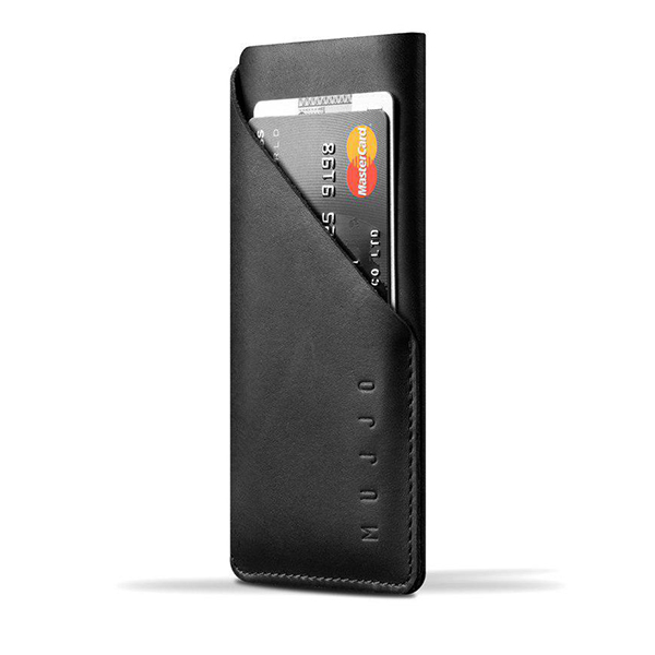 iPhone iPhone 8/7 Mujjo Leather Wallet Sleeve 102، قاب چرمی آیفون 8/7 موجو مدل Leather Wallet Sleeve