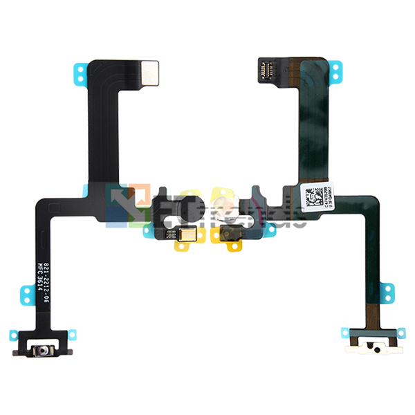 iPhone 6 Volume & Mute Button Switch Connector Flex Cable، فلت ولوم و سایلنت آیفون 6