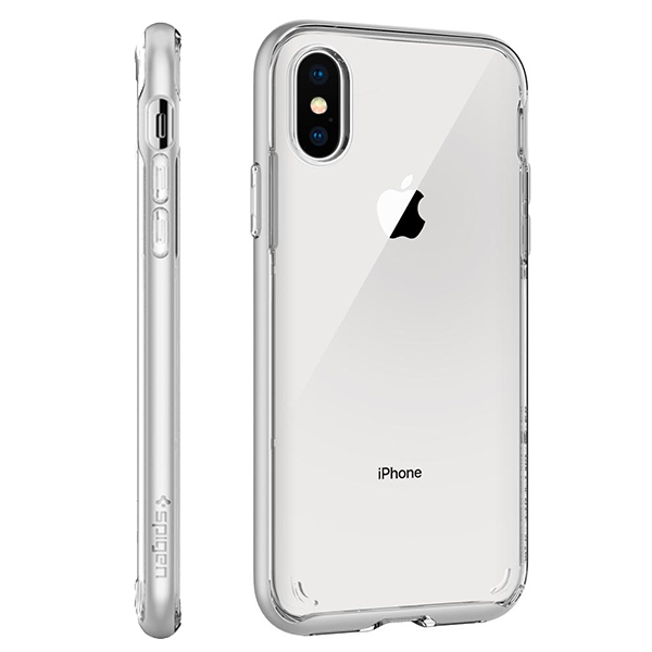 iPhone X Case Spigen Neo Hybrid Crystal، قاب آیفون ایکس اسپیژن مدل Neo Hybrid Crystal