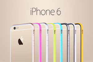 تصاویر iPhone 6 Bumper - TOTU، تصاویر بامپر ایفون 6 - توتو