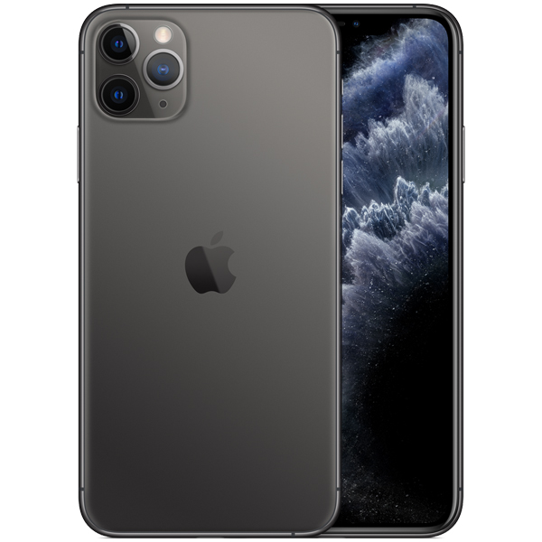 iPhone 11 Pro Max 512GB Space Gray، آیفون 11 پرو مکس 512 گیگابایت خاکستری