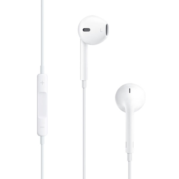 Earphone EarPods with Remote and Mic - Apple Original، ایرفون ایرپاد با ریموت کنترل و میکروفون