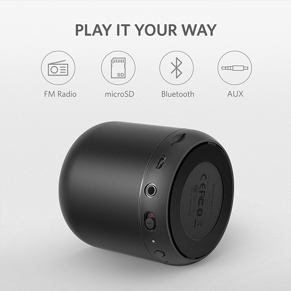 عکس اسپیکر انکر مدل Mini Super Mobiler، عکس Speaker Anker Sound Core Mini Super Mobiler