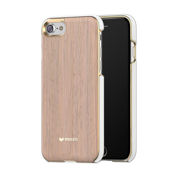 iPhone 8/7 Case Mozo Light Oak، قاب آیفون 8/7 موزو مدل Light Oak