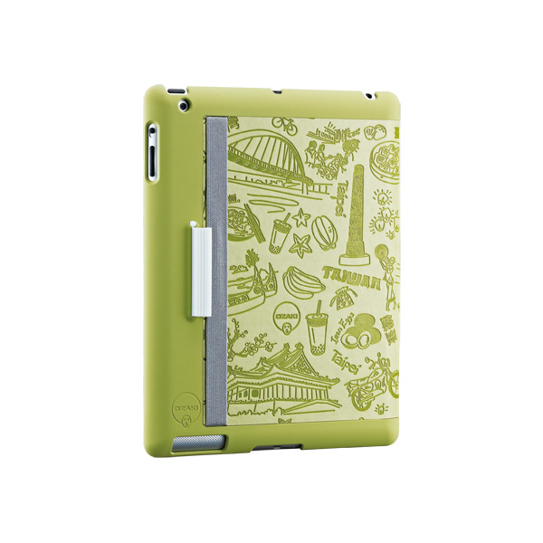 آلبوم iPad Air 2 smart case Ozaki O!coat Travel Versatile OC119، آلبوم اسمارت کیس آیپدایر 2 - اوزاکی Travel Versatile OC119