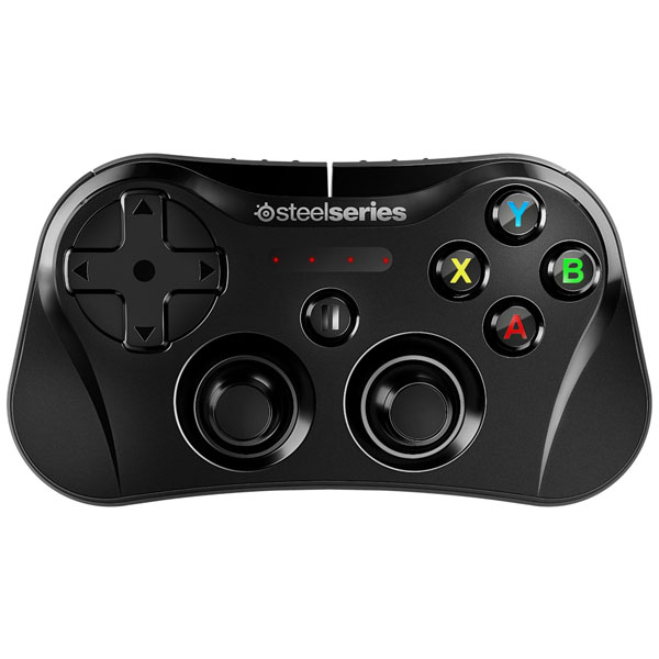 تصاویر SteelSeries Stratus Wireless Gaming Controller، تصاویر دسته بازی SteelSeries مدل Stratus مناسب برای iOS