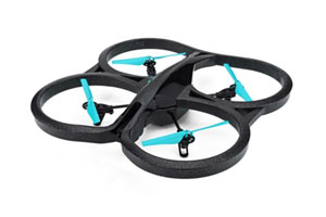 Parrot AR.Drone 2.0 Power Edition Quadricopter، هلیکوپتر 4 تایی