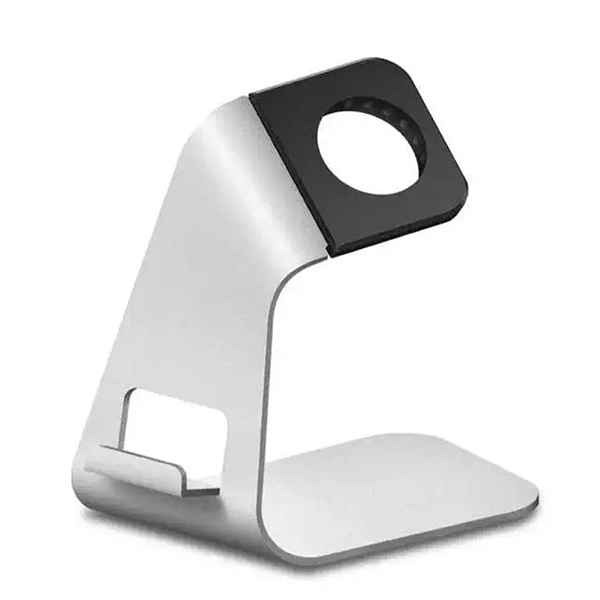Apple Watch Stand Plus iPhone، استند شارژ اپل واچ و آیفون
