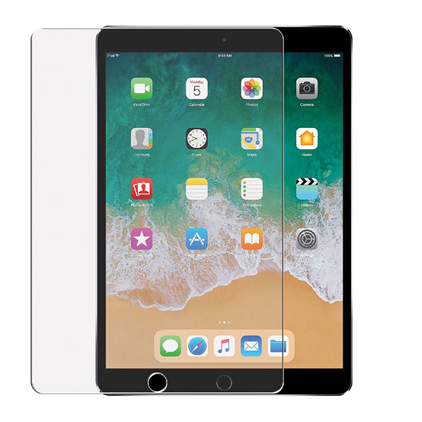 iPad Pro 10.5 inch Tempered Glass Screen Protector، محافظ صفحه آیپد پرو 10.5 اینچ