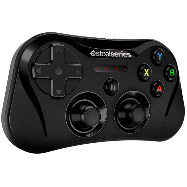 آلبوم دسته بازی SteelSeries مدل Stratus مناسب برای iOS، آلبوم SteelSeries Stratus Wireless Gaming Controller