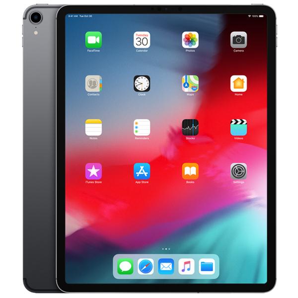 آیپد پرو وای فای 11 اينچ 256 گيگابايت خاکستری 2018 | iPad Pro WiFi 11 inch 256GB Space Gray 2018