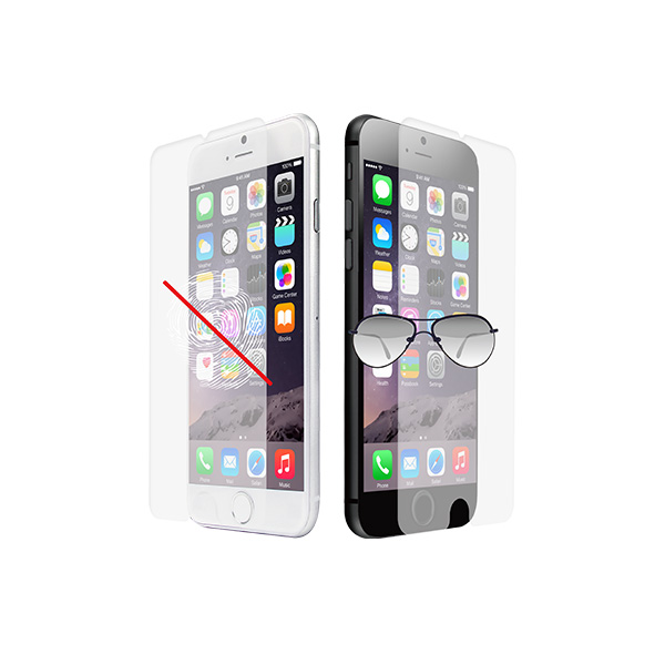 iPhone 6S Ozaki Anti fingerprint Screen Protector، محافظ صفحه آیفون 6 اس اوزاکی Anti fingerprint