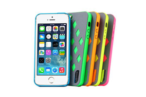 iPhone 5/5S Case - USAMS، قاب آیفون 5 / 5 اس - یوسامز