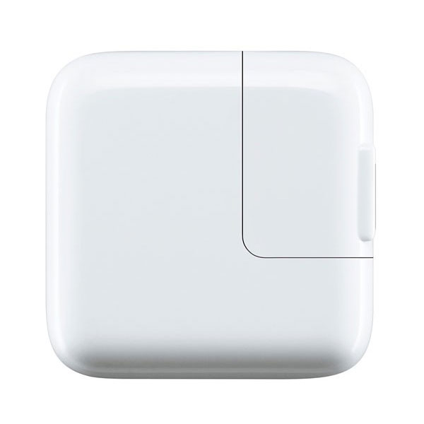 12W USB Power Adapter - Apple Original، شارژر آیپد - 12 وات