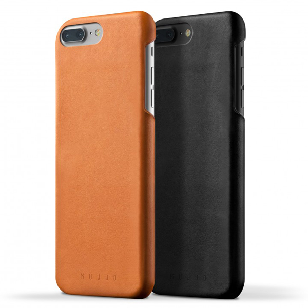 iPhone 8/7 Plus Mujjo Leather Case 024، قاب چرمی آیفون 8/7 پلاس موجو مدل Leather Case