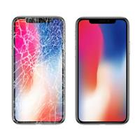 iPhone X Display Glass Replacement، تعویض گلس ال سی دی آیفون ایکس