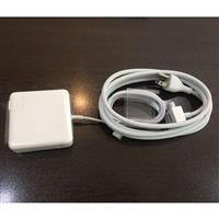 Used Apple MagSafe 2 Power Adapter 85W، دست دوم شارژر مک بوک پرو 85 وات