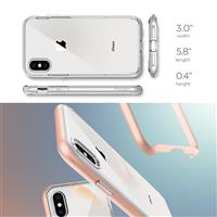 iPhone X Case Spigen Neo Hybrid Crystal ﴿ قاب آیفون ایکس اسپیژن مدل Neo Hybrid Crystal ﴾