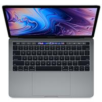 MacBook Pro MUHP2 Space Gray 13 inch with Touch Bar 2019، مک بوک پرو 2019 خاکستری 13 اینچ با تاچ بار مدل MUHP2