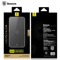 Wireless Charger And Power Bank Baseus Flare Series QI ﴿ شارژر بی سیم و پاوربانک بیسوس مدل Flare Series QI ﴾