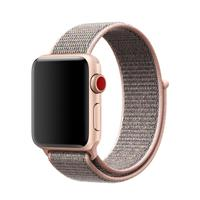 بند اپل واچ Apple Watch Band Sport Loop Nylon Pink Sand ﴿ بند اپل واچ اسپرت لوپ مدل Nylon Pink Sand ﴾