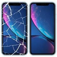iPhone XR Display Glass Replacement، تعویض گلس ال سی دی آیفون ایکس آر