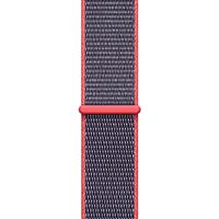 Apple Watch Band Sport Loop Nylon Electric Pink، بند اپل واچ اسپرت لوپ مدل Nylon Electric Pink