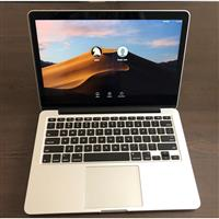 Used MacBook Pro 13 inch Retina ME865 LZ/A، دست دوم مکبوک پرو رتینا 13 اینچ مدل ME865